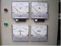 高圧メーター類:角型