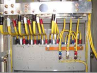 配線用しゃ断器(MCCB):表面型 裏面