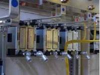 配線用しゃ断器(MCCB):埋込型 裏面